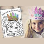 Bohemian Princess Crown