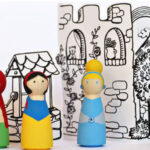 Princess Peg Dolls