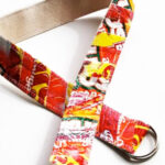 Candy Wrapper Belt