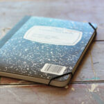 Composition Book iPad Cover