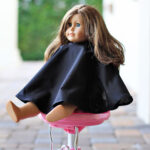 Doll Salon Cape