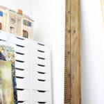 Oversized Wood Ruler