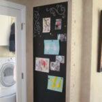 Magnetic Chalkboard Wall