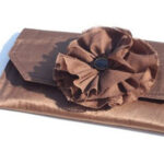 Flower Placemat Clutch