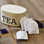 Tea Bag and Box