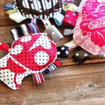 Scrap Ribbon Tag Toys