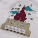 Snowglobe Applique