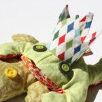 Stuffed Frog Prince