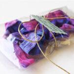 Tie Dye Elastic Hair Ties