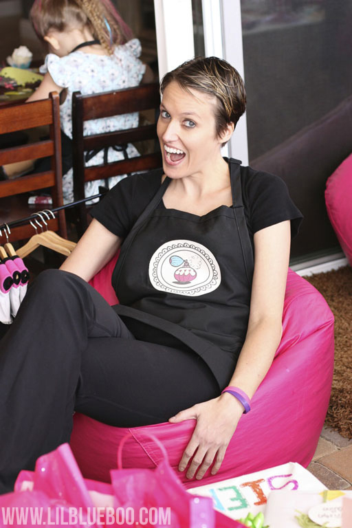 Extra Seating: Lil Blue Boo's Top 10 DIY Party Tips and Behind the Scenes via lilblueboo.com