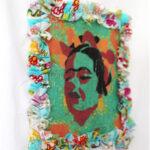 Frida Folk Art Transfer