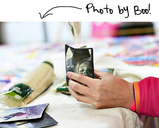 instagram photo pillow via lilblueboo.com