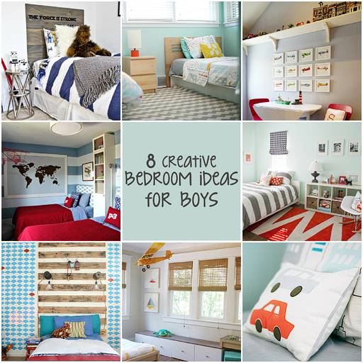 creative boy room ideas