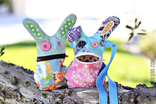 free stuffie pattern via lilblueboo.com