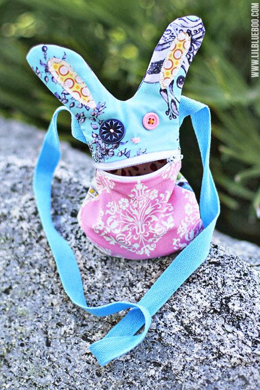how to make a stuffed animal rabbit via lilblueboo.com