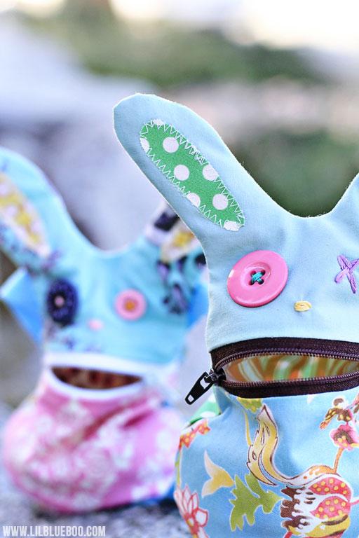 DIY Handmade Easter Craft via lilblueboo.com