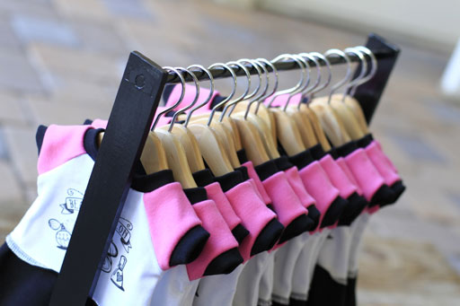 DIY doll clothing storage via lilblueboo.com #diy #tutorial #americangirl