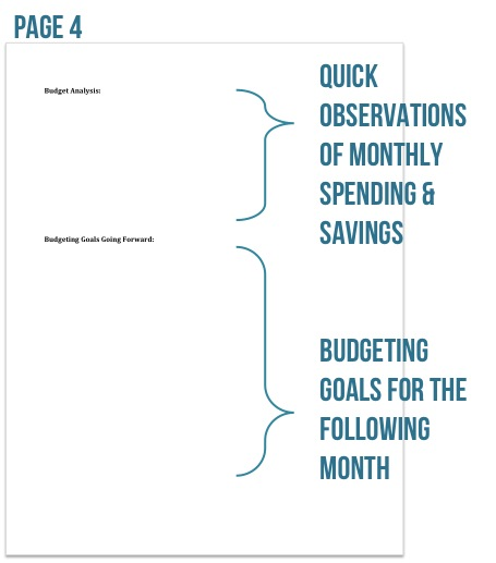 Budgeting and Managing Household Finances via lilblueboo.com