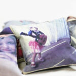 How to Make Photo Pillows