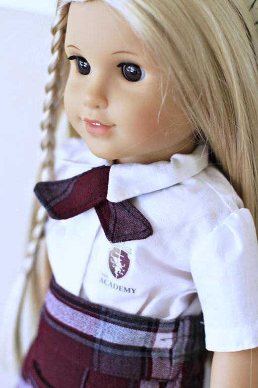 "Making an 18"" doll clothing via lilblueboo.com"