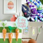 10 DIY Easter Crafts