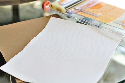 make your own lined paper via lilblueboo.com