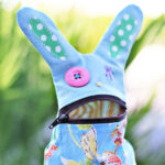 DIY Hungry Bunny with Template