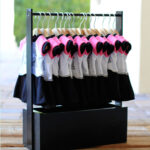 DIY Doll Clothing Storage
