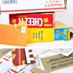 DIY Recycled Business Cards