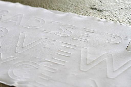 Silhouette Fabric project via lilblueboo.com