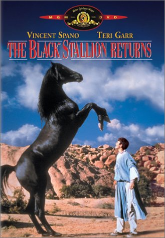Great Horse Movies: Black Stallion Returns lilblueboo.com