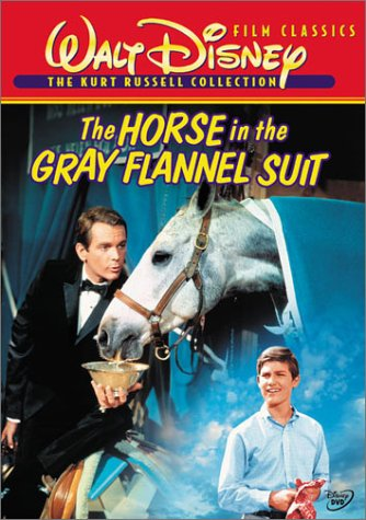 Great Horse Movies: The Horse in the Gray Flannel Suit via lilblueboo.com