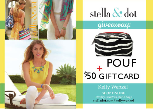 Stella and Dot Giveaway via lilblueboo.com