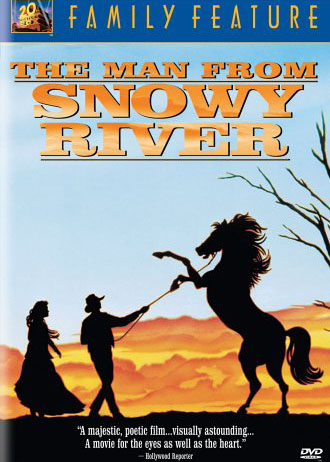 Great Horse Movies: The Man from Snowy River via lilblueboo.com
