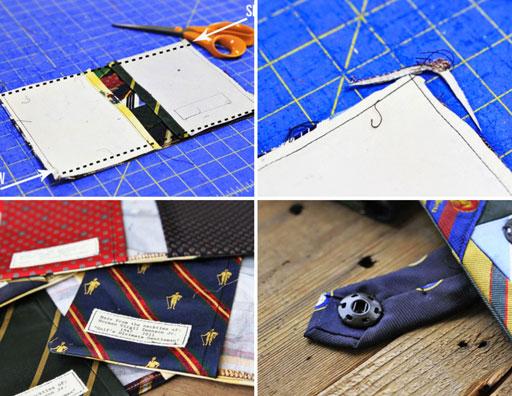 how to make a photo album cover via lilblueboo.com