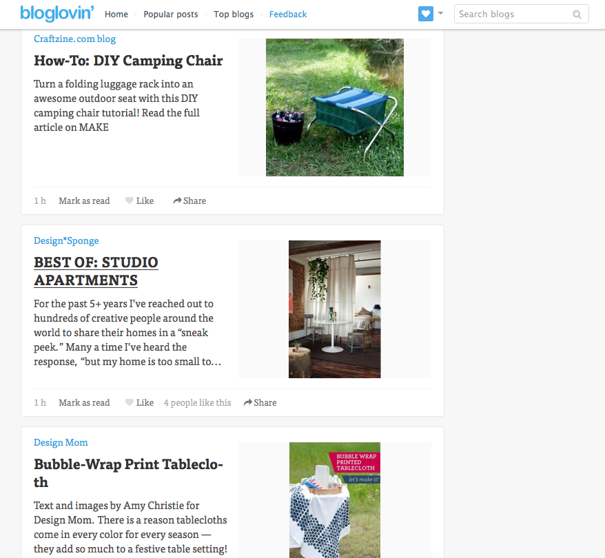 Step 4: How to move google reader subscriptions to bloglovin' via lilblueboo.com