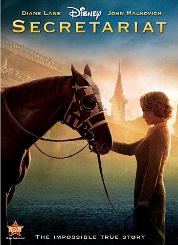 Great Horse Movies: Secretariat via lilblueboo.com