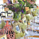 Pretty Party Table Decor