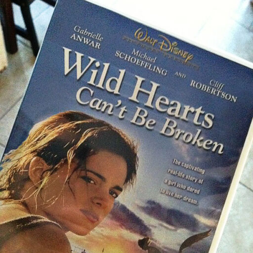 Wild Hearts Can't Be Broken via lilblueboo.com
