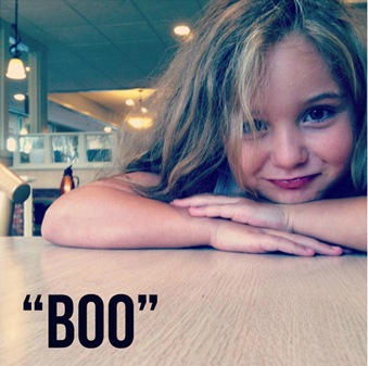 """Boo"" of Lil Blue Boo"