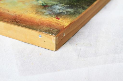how to make a gallery canvas via lilblueboo.com