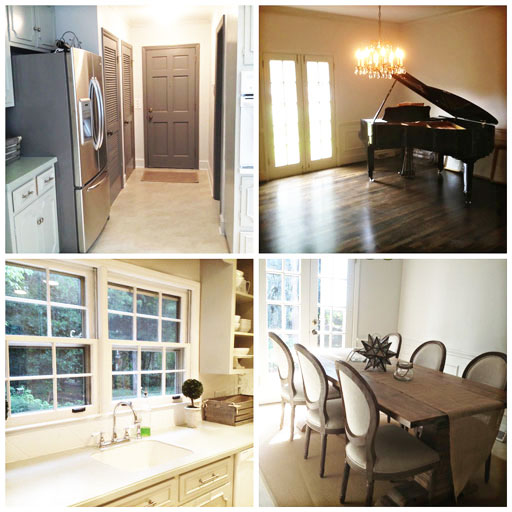Valspar Woodlawn Colonial Gray via lilblueboo.com
