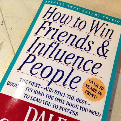 How to Win Friends and Influence People via lilblueboo.com