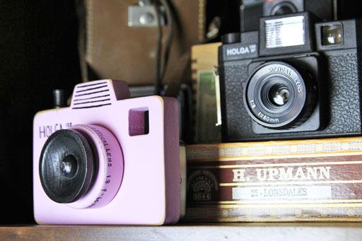 Toy Holga Camera via lilblueboo.com