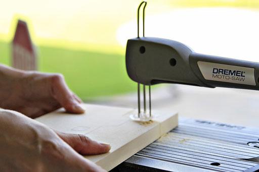 using Dremel Motosaw to make a toy camera via lilblueboo.com