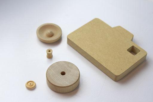 Make a DIY Wood Toy Camera
