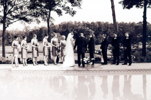 My wedding via lilblueboo.com