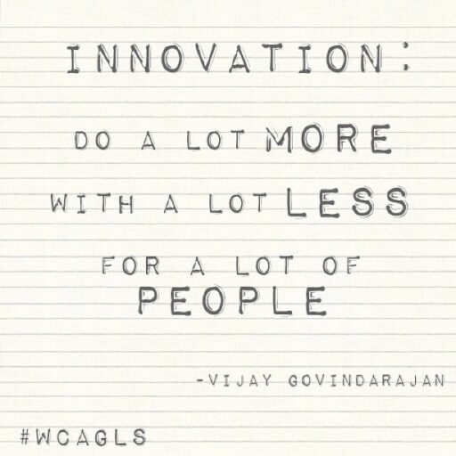 Innovation #wcagls via lilblueboo.com