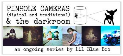 DIY Pinhole Photography Tutorials - How to Make a Pinhole Camera