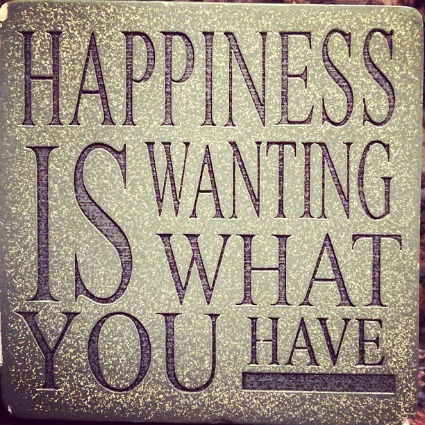 Happiness via lilblueboo.com #quote